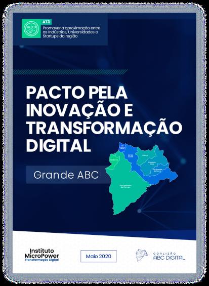 Pacto pela Inovação e Transformação Digital