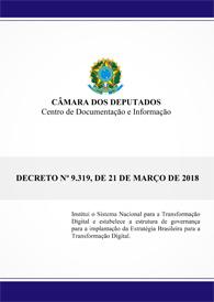 Decreto 9.319 de 21 de março de 2018