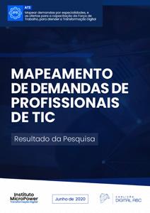 Caderno de Respostas Pesquisa de Profissionais de TIC