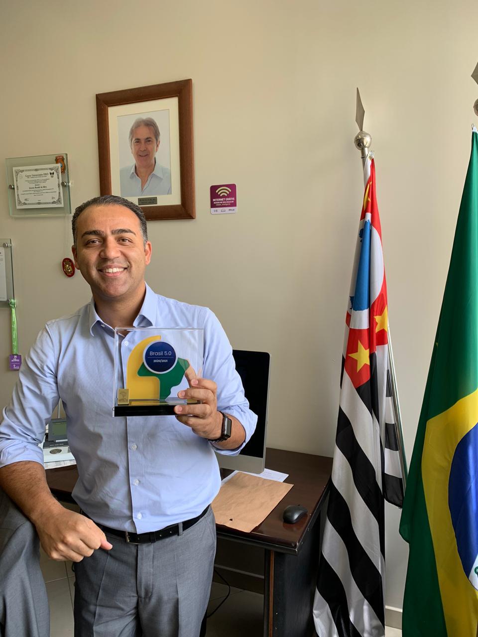 Jonatas - Prefeitura de Barueri