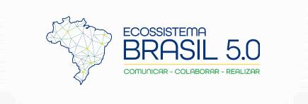 Logotipo do Ecossistema Brasil 5.0