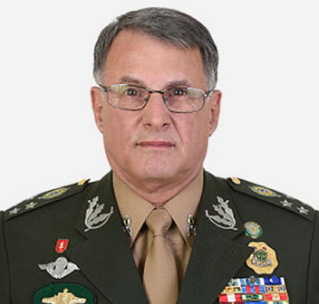 Gen Ex Edson Leal Pujol