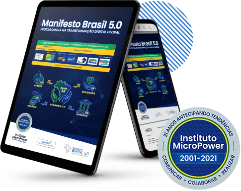 Manifesto Brasil 5.0 – Protagonista na Transformação Digital Global – V02