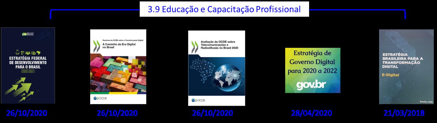 3.9 Educação e Capacitação Profissional