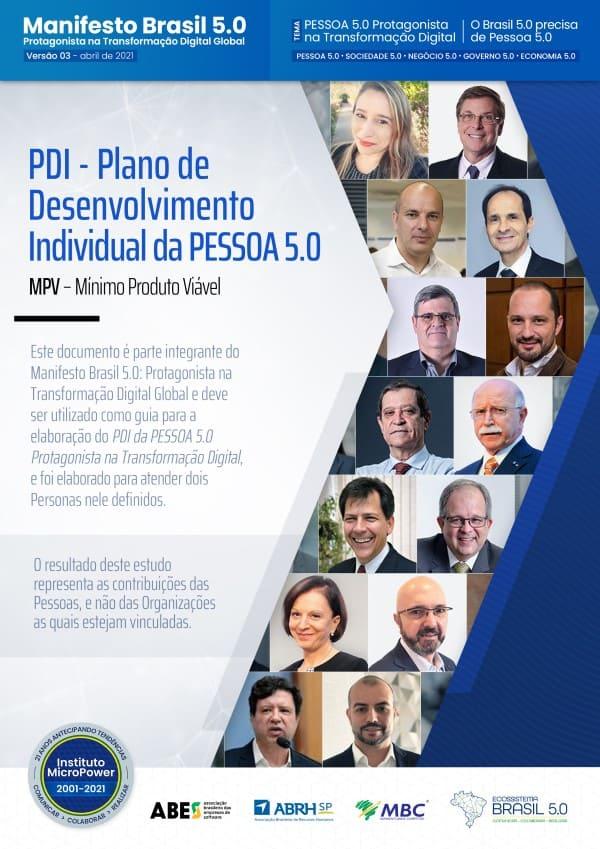 Link para baixar o eBook – PDI – Plano de Desenvolvimento Individual da PESSOA 5.0 – V03