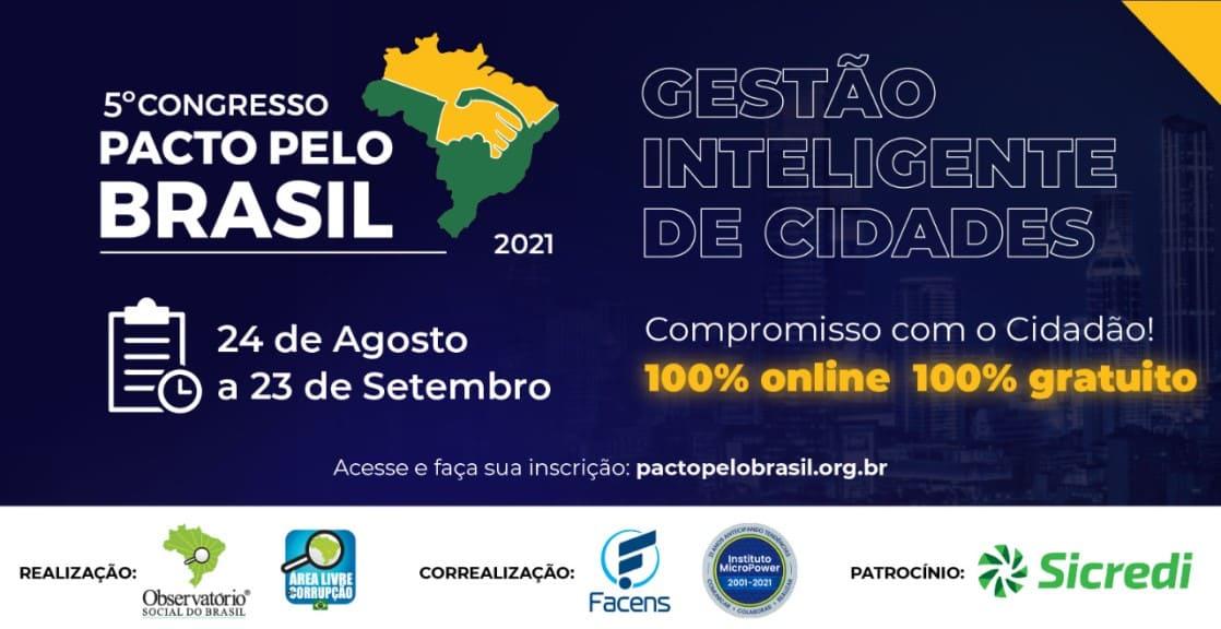 5o Congresso Pacto pelo Brasil