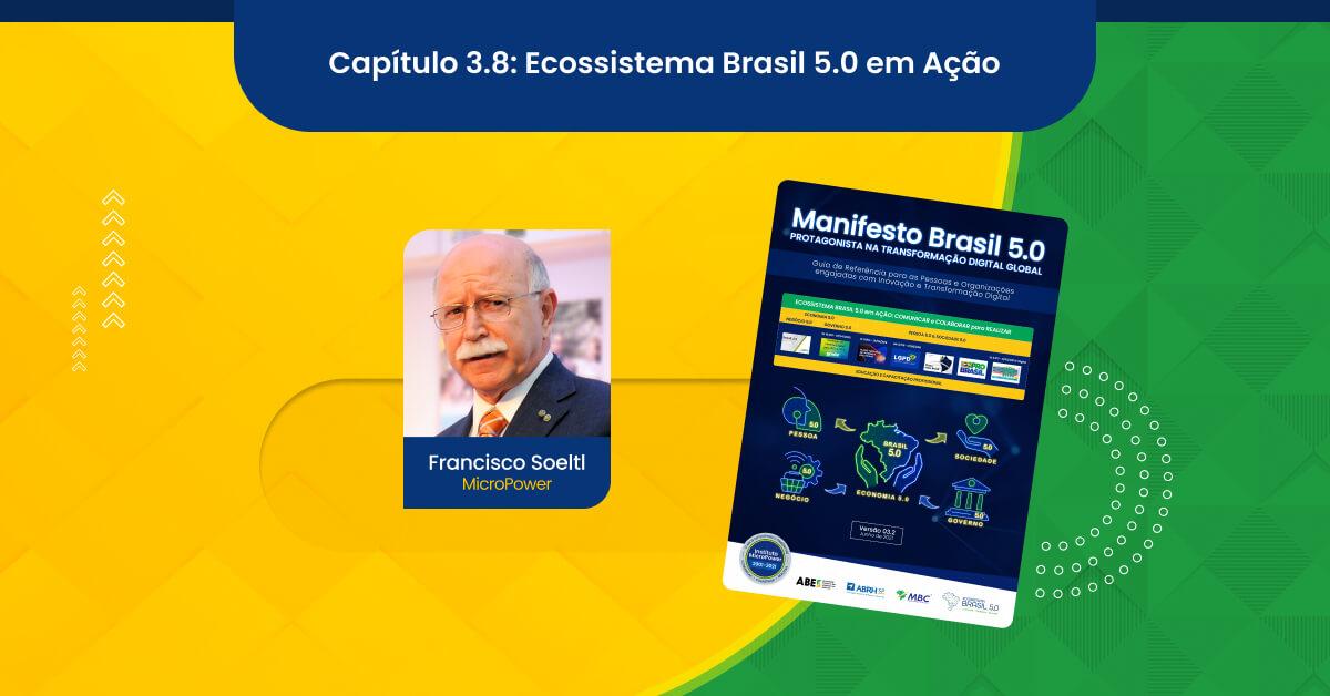 Ecossistema Brasil 5 em Acao