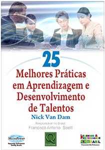 25 Melhores Práticas em Aprendizagem e Desenvolvimento de Talentos