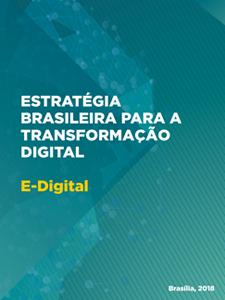 Capa do eBook Estratégia Brasileira para a Transformação Digital