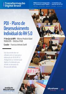 PDI - Plano de Desenvolvimento Individual do RH 5.0